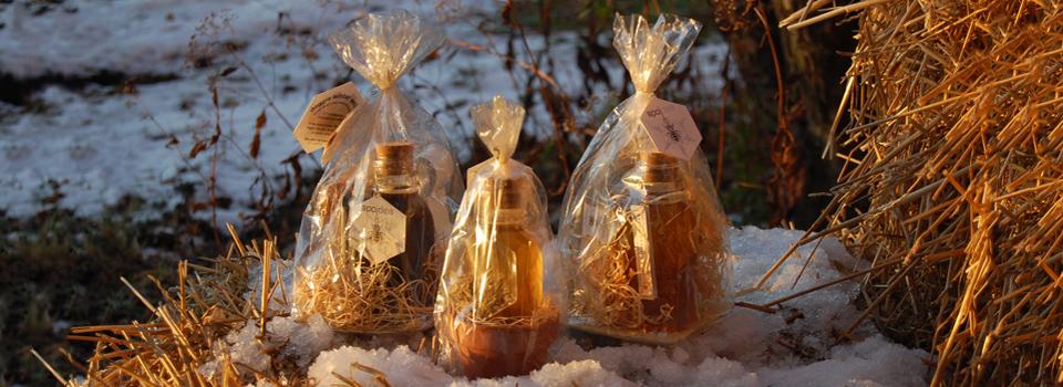 winter wellness gift sets